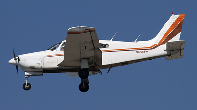 N2496M - Piper PA-28R-201 Cherokee Arrow III - Private