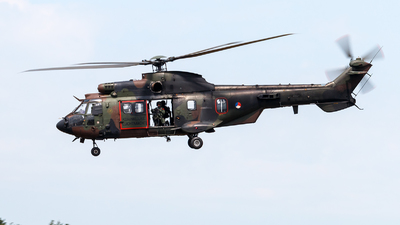 S-456 - Eurocopter AS 532U2 Cougar - Netherlands - Royal Air Force