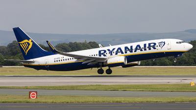 A picture of EIEKE - Boeing 7378AS - Ryanair - © X Pan
