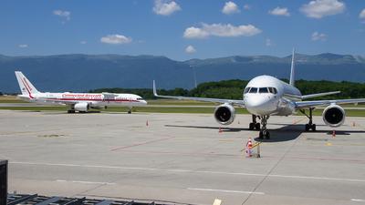 LSGG - Airport - Ramp