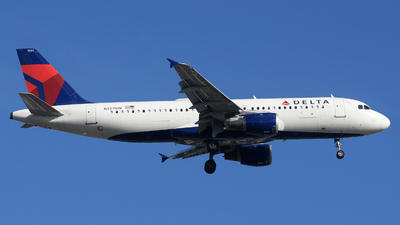 A picture of N337NW - Airbus A320212 - Delta Air Lines - © DJ Reed - OPShots Photo Team