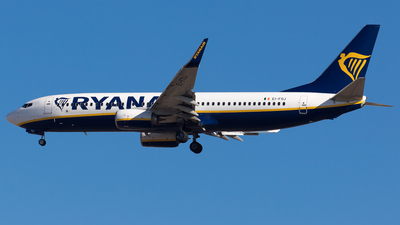EI-FOJ - Boeing 737-8AS - Ryanair