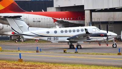 PR-BSI - Beechcraft B300 King Air 350i - Brazil - Federal Police