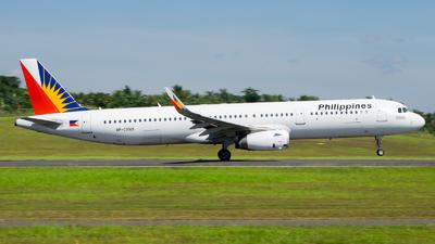 RP-C9921 - Airbus A321-231 - PAL Express
