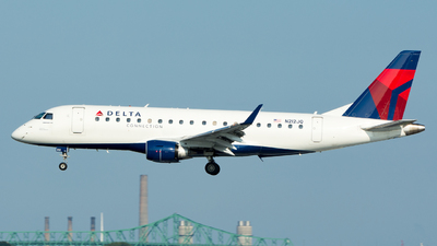 N212JQ - Embraer 170-200LR - Delta Connection (Shuttle America)