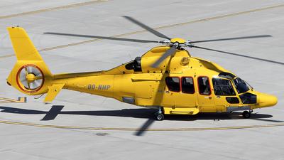OO-NHP - Eurocopter EC 155B1 Dauphin - Noordzee Helikopters Vlaanderen (NHV)