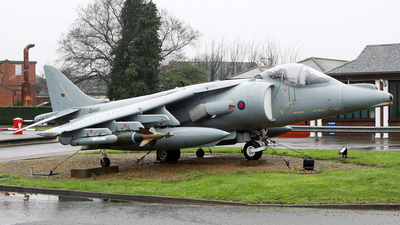 ZD469 - British Aerospace Harrier GR.7A - United Kingdom - Royal Air Force (RAF)