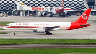 A picture of B2848 - Boeing 75725C(PCF) -  - © Jack Xie