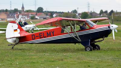 D-ELMY - Aviat A-1A Husky - Private
