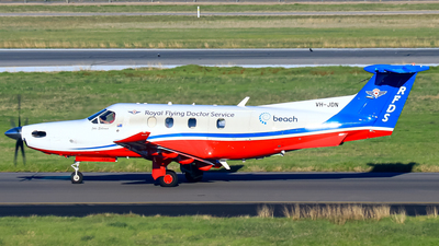 VH-JDN - Pilatus PC-12/47E - Royal Flying Doctor Service of Australia (Queensland Section)