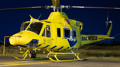 VH-EPK - Bell 412EP - Lloyd Helicopters