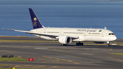 A picture of HZAR12 - Boeing 7879 Dreamliner - Saudia - © MQ1131