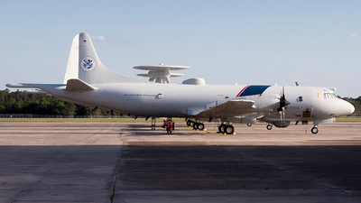 N480SK - Lockheed P-3B Orion - United States - US Customs Service