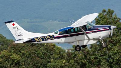 A picture of N9719Z - Cessna U206G Stationair - [U20606624] - © OSCAR GUILLEN