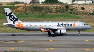 9V-JSO - Airbus A320-232 - Jetstar Asia Airways