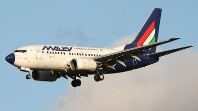HA-LOE - Boeing 737-6Q8 - Malév Hungarian Airlines