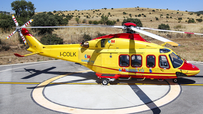 I-COLK - Agusta-Westland AW-139 - Babcock MCS Italia