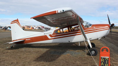 N8292Q - Cessna A185F Skywagon - Private