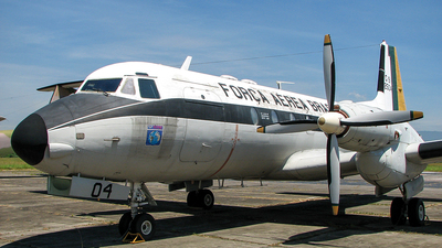 FAB2504 - Hawker Siddeley C-91  - Brazil - Air Force