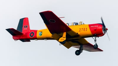 2703 - Nanchang PT-6A - Bangladesh - Air Force