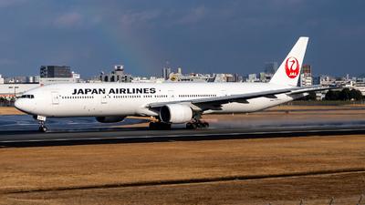 A picture of JA8945 - Boeing 777346 - [28397] - © JG_Taro