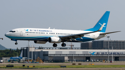 B-5789 - Boeing 737-85C - Xiamen Airlines