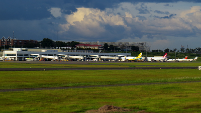 RPMD - Airport - Ramp