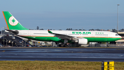 B-16305 - Airbus A330-203 - Eva Air