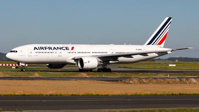 F-GSPH - Boeing 777-228(ER) - Air France