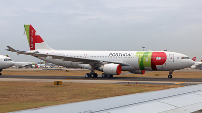 A picture of CSTOL - Airbus A330202 - [0877] - © Peter Kesternich