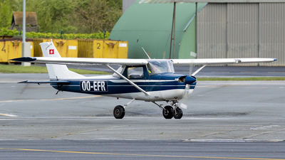 OO-EFR - Reims-Cessna F150K - Private