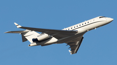 N436AB - Bombardier BD-700-1A11 Global 5000 - Private