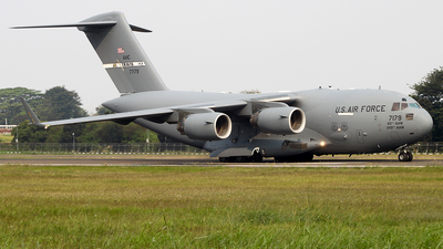 07-7179 - Boeing C-17A Globemaster III - United States - US Air Force (USAF)