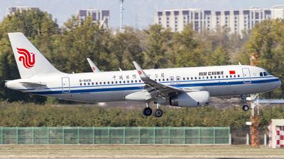 B-8491 - Airbus A320-232 - Air China