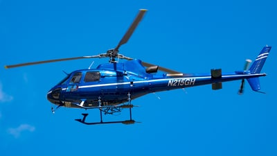 N215GH - Eurocopter AS 350B3 Ecureuil - Guardian Helicopters