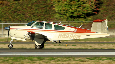 N8998M - Beechcraft 35 Bonanza - Private