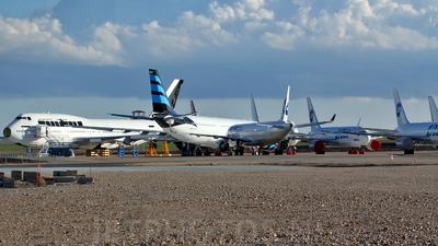 LETL - Airport - Ramp