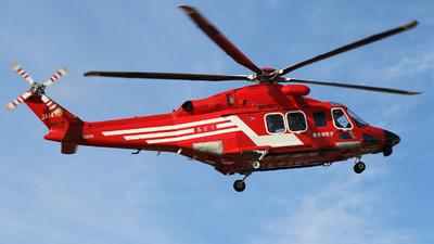 JA14TD - Agusta-Westland AW-139 - Japan - Tokyo Fire Department