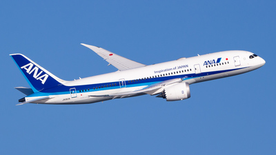 JA812A - Boeing 787-8 Dreamliner - All Nippon Airways (ANA)
