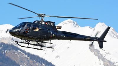 F-HYOT - Aérospatiale AS 350 Ecureuil - Heli Alps