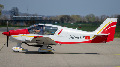 A picture of HBKLT - Robin DR401/160 - [2687] - © Pascal Ackermann