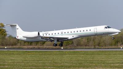 F-HRAV - Embraer ERJ-145LU - Aero4M