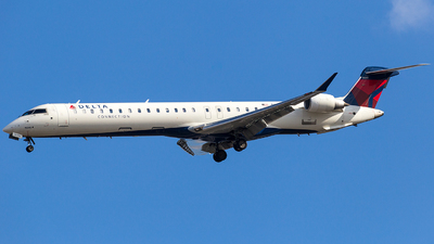 N348PQ - Bombardier CRJ-900LR - Delta Connection (Endeavor Air)