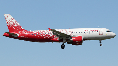 A picture of VPBWI - Airbus A320214 - Rossiya - © Andrei Kurach