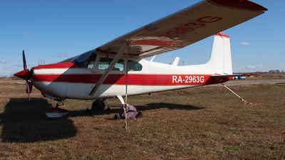 RA-2963G - Cessna 182A Skylane - Private