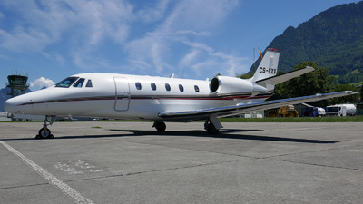 CS-DXV - Cessna 560XL Citation XLS - NetJets Europe