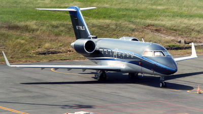 N779LG - Bombardier CL-600-2B16 Challenger 604 - Private