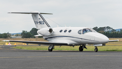 A picture of VHNEQ - Cessna 510 Citation Mustang - [5100029] - © Jayden Laing