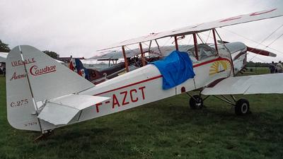 F-AZCT - Caudron C-275 Luciole - Private