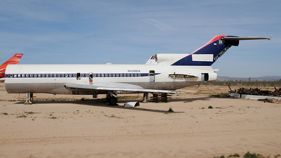 N539DA - Boeing 727-232(Adv) - Delta Air Lines